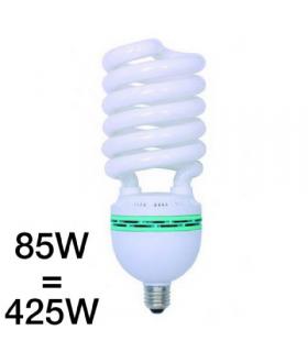 Bec spiralat lumina continua E27 85W Linkstar