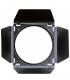 Linkstar Barndoor Set LQA-BD for Standard 18cm Reflector